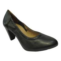 Escarpins HOGL confort cuir noir
