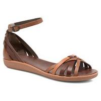Sandales KICKERS marron à bride cheville