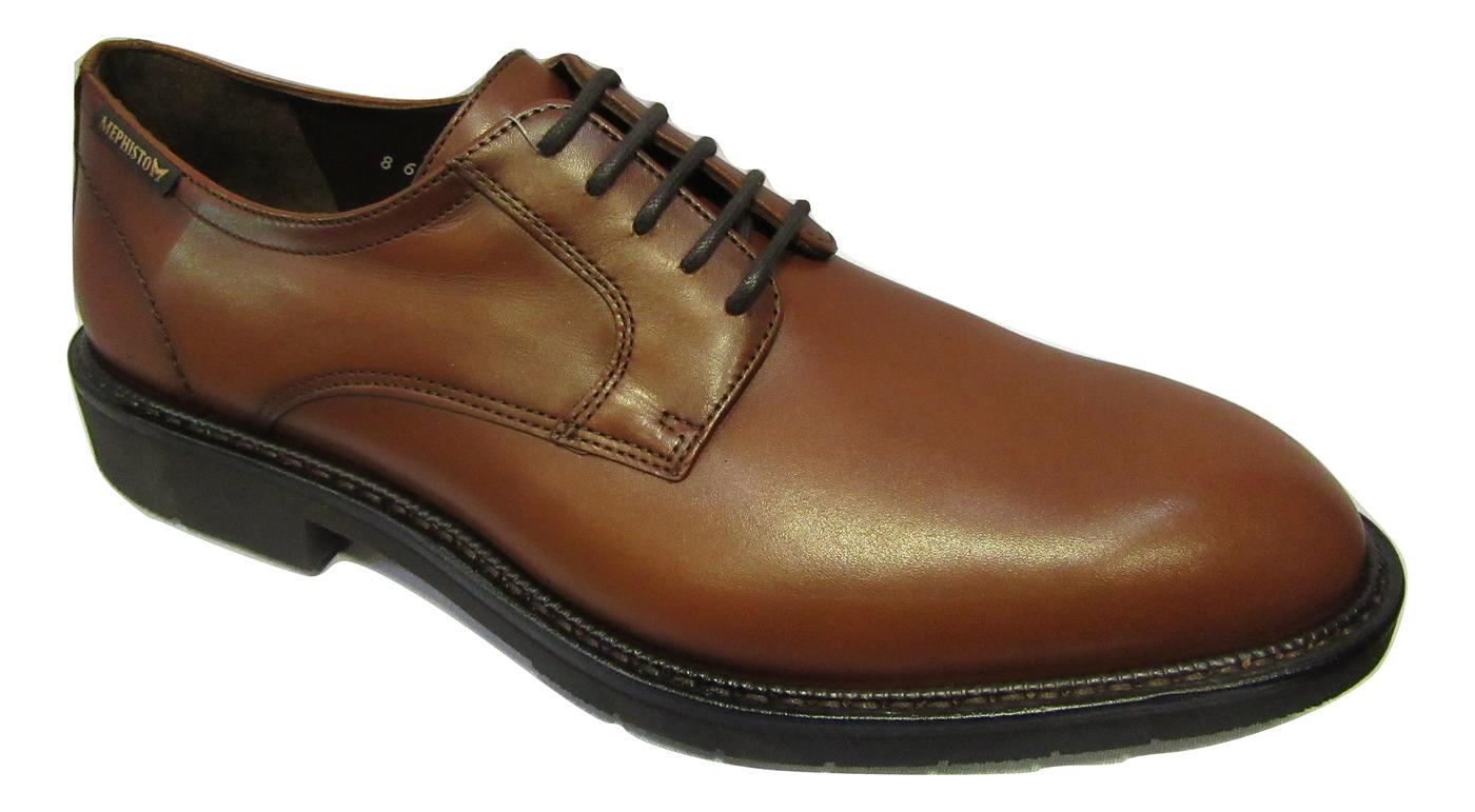 chaussure ville mephisto homme cuir marron cousu goodyear. Black Bedroom Furniture Sets. Home Design Ideas