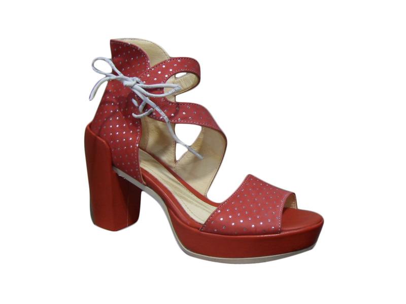 nu pieds eject talon et plateforme rouge rose talons hauts compens es a plateforme sandales. Black Bedroom Furniture Sets. Home Design Ideas