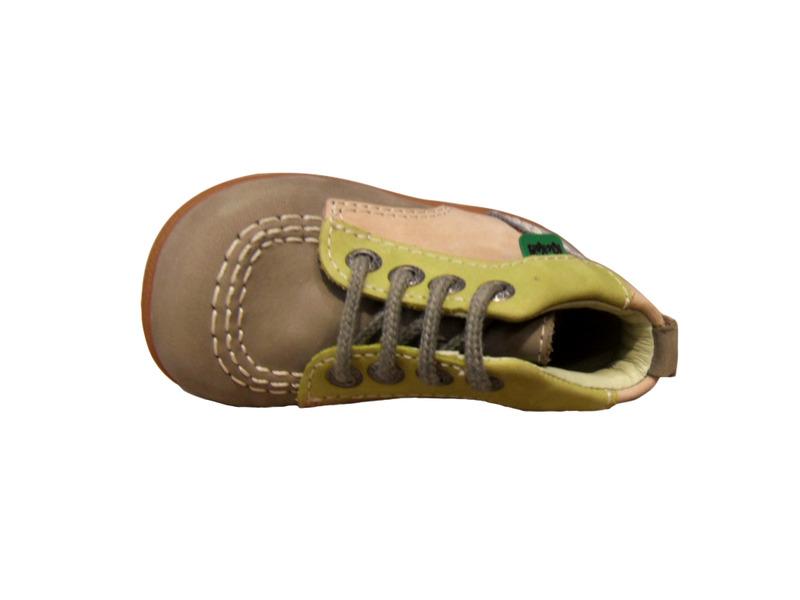 Chaussures enfants KICKERS BABYSTART premiers pas
