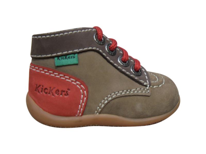 Chaussures enfants KICKERS BONBON premiers pas