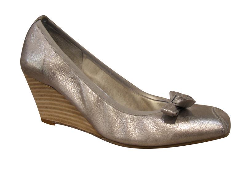 escarpin ballerine myma talon compens escarpins ballerines chaussures pour femmes femmes pour. Black Bedroom Furniture Sets. Home Design Ideas