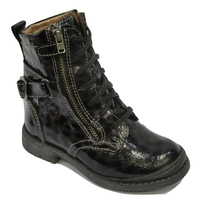 Bottines filles NOEL grises