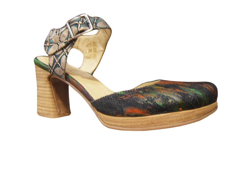 Chaussures femme LIBRE COMME L'AIR jean mode