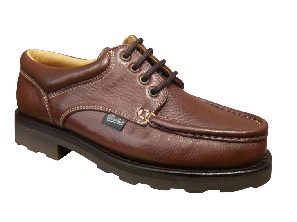 Derbies homme PARABOOT confort cuir marron