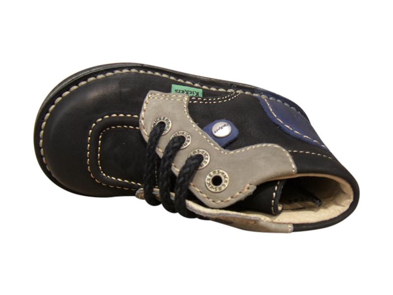 Chaussure enfant WORLDLY KICKERS WALLLjwK
