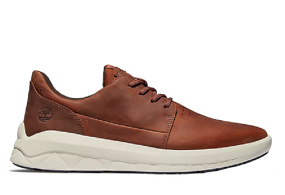 Timberland Sneakers basses cuir (brown) homme automne/hiver
