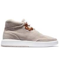 Timberland Sneakers haute cuir (gris) homme automne/hiver