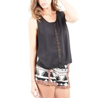 Short MOLLY BRACKEN Femme     NEW