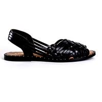 Sandale nu-pieds avec talon de 1cm pour Femme de  REQINS
