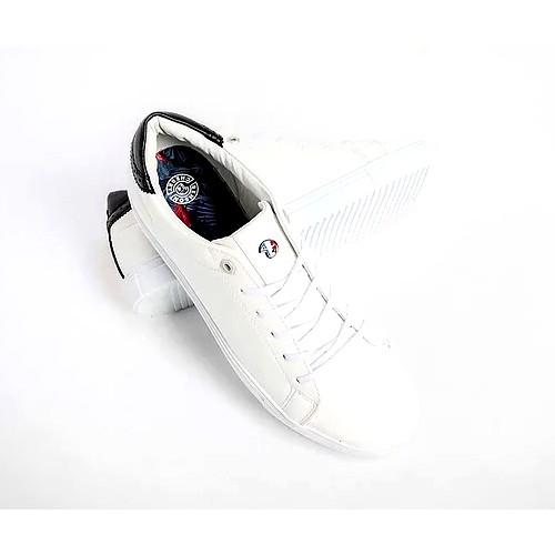Sneakers basse Homme par Benson blanc printemps/été2020