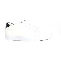 Sneakers basse Homme par Benson  blanche 40/45 PROMO