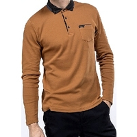 Polo manche longue Homme Benson & Cherry Colection hiver