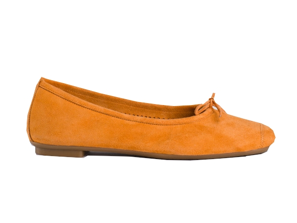 Ballerine Femme Intemporel  printemps/été 2020 orange
