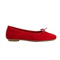 Ballerine Femme de Reqins rouge  printemps/été 2020