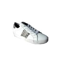 Sneakers basse Cuir  femme blanc /été 2020  PROMO 10 jours