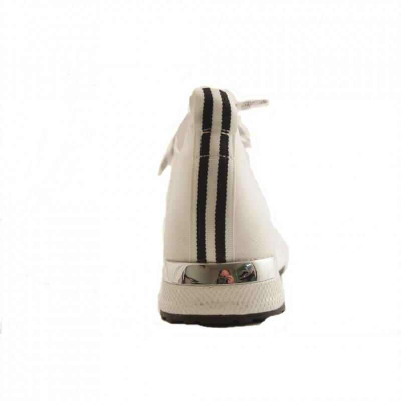 REQINS basket basse Femme Blanche Collection été2021