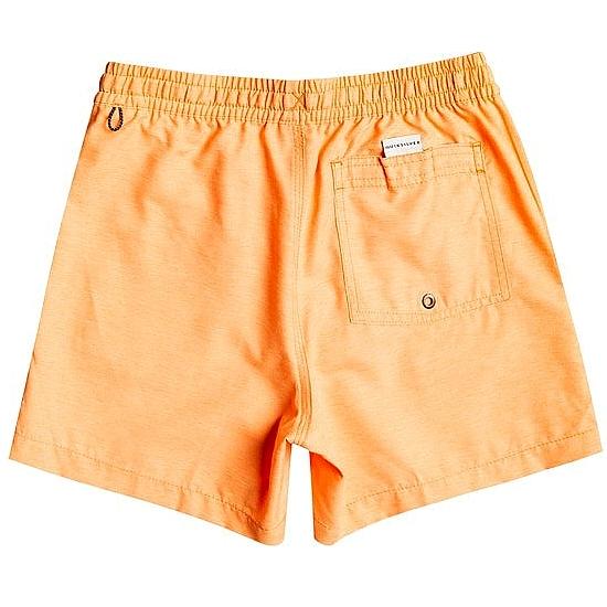 Quiksilver MaillotShort (8/16ans) saison été  couleur Orange