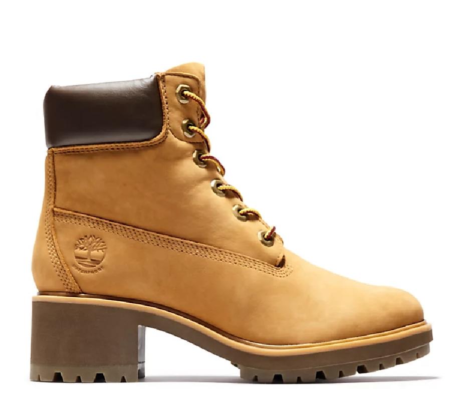 Timberland Boots talon 6inch cuir (miel) Femme -15% sur 1er achat