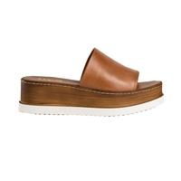 Sandale compensée de REQINS pour la femme (été 2020)