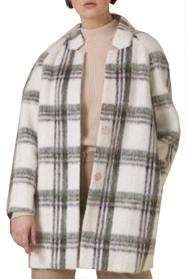 Manteau mohair oN pARLE DE vOUS (179€ mini prix 89 €)