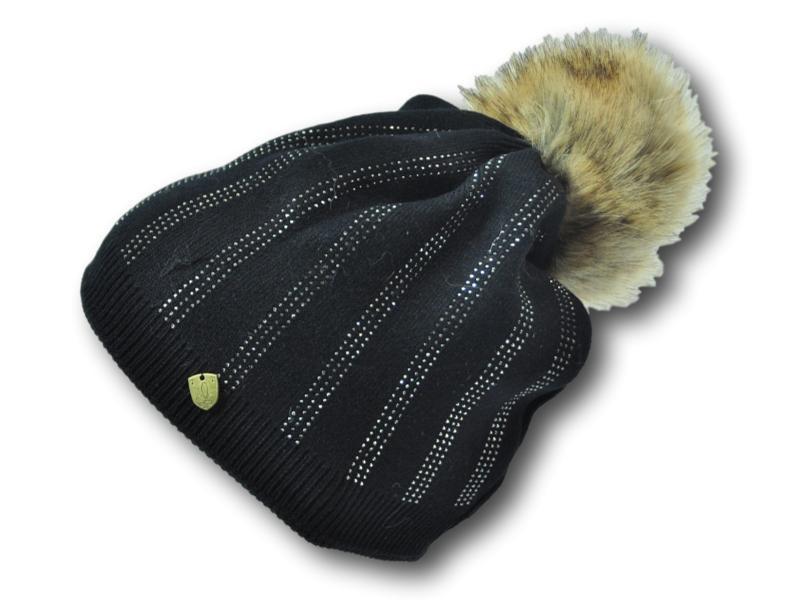 Bonnets pour Femme en polyester , acrylique Via Lorenzo