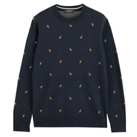 Scotch & Soda Pull homme 164002 Marine NewHiver