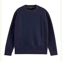 Scotch & Soda Pull homme 164010 Marine NewHiver