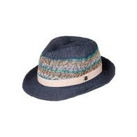 chapeau de paille pour femme Roxy blue