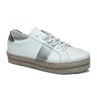 Sneakers basse semelle plateau Femme  printemps/été2020