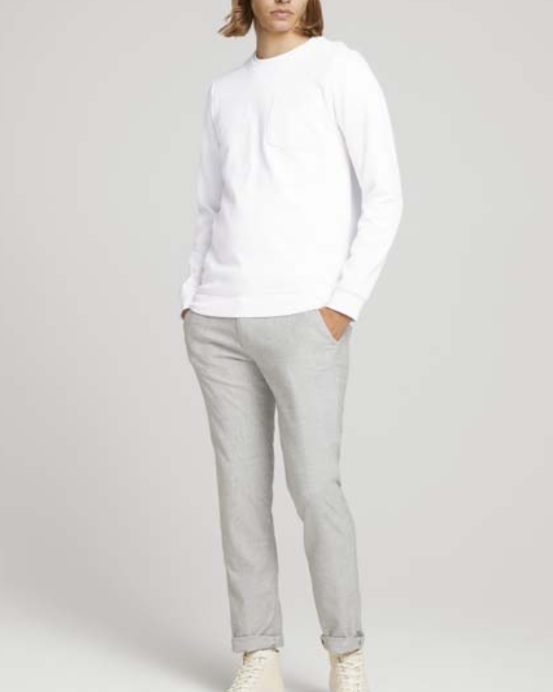 TomTailor  Pant Chino straight  Gris Homme 1020451  nouvelle/collection