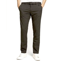 TomTailor  Pant Chino straight  Anthracite Homme 1027229  nouvelle/collection