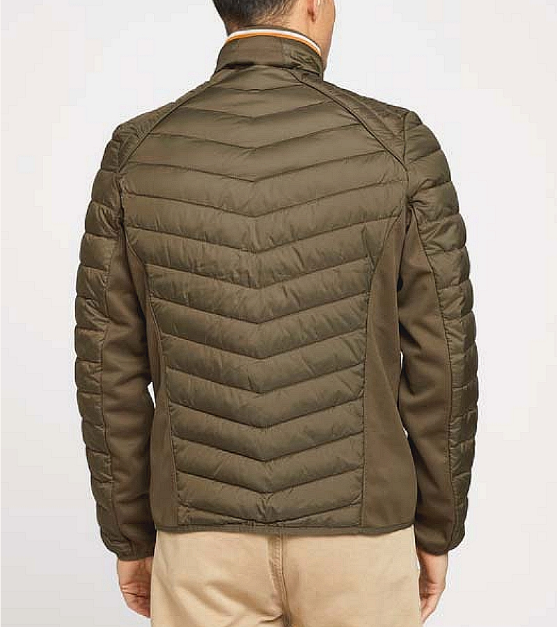 TomTailor  Doudoune ml Homme GreenOlive 1026341  new/collection