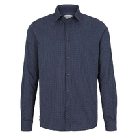 Chemise manche longue Marine homme collection hiver