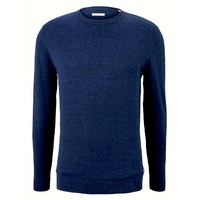 Pull manche longue Marine homme collection hiver