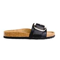 Reqins sandale nu-pieds pour Femme été 2020 Noir