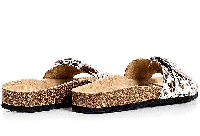Reqins sandale nu-pieds pour Femme Silver saison été