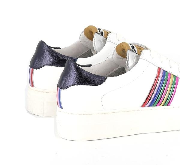 Sneakers élégante  femme Blanche /été2020  PROMO 10 jours