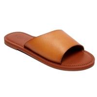 ROXY sandale PU Femme cognac  été 2020